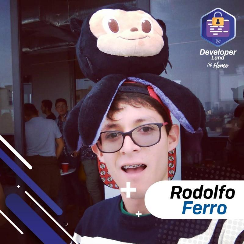 Rodolfo Ferro